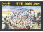 Caesar Miniatures 1/72 055 WWII British Army
