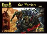 Caesar Miniatures 1/72 109 Orc Warriors Set 2