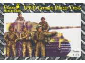Caesar Miniatures - WWII German Panzer Crews 1/72 B03