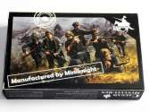 Caesar Miniatures 1/72 B06 German (WWII) Army Combat Team 1