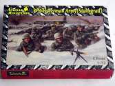 Caesar Miniatures 1/72 B09 German (WWII) Army in Stalingrad