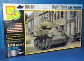 Classy Hobby 1/16 16006 M5A1 Stuart Light Tank (Late Production)