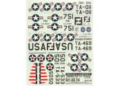 Colorado Decals 1/48 4854 American T-6 Texan 1st Part