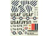 Colorado Decals 1/48 4858 Foreign T-6 Harvard & Texans