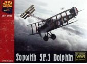 Copper State Models 1/48 1026 Sopwith 5F.1 Dolphin