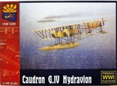 Copper State Models 1/48 1028 Caudron G.IV Hydravion - French Navy