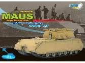 Dragon 1/72 60156 German Super Heavy Tank - Diecast