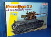 Dragon 1/35 6781 Panzerjager IB w/7.5cm Stuk40 L/48 and Crew
