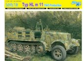 Dragon 1/35 6794 Sd.Kfz.7 8(t) Typ HL m 11 1943 Production
