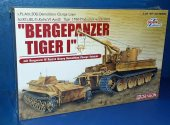 Dragon 1/35 6865 Bergepanzer Tiger I w/ Borgward IV