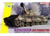 Dragon 1/35 6900 King Tiger Late Production