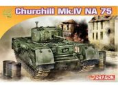 Dragon 1/72 7507 Churchill Mk. IV NA 75