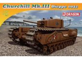 Dragon 1/72 7510 Churchill Mk.III Dieppe 1942