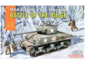 Dragon 1/72 7567 M4A3(76) W VVSS Sherman - Battle of the Bulge