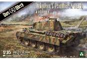Das Werk 1/35 35009 Pzkpfwg. V Panther Ausf.A Early