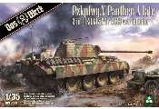 Das Werk 1/35 35011 Pzkpfwg. V Panther Ausf.A Late