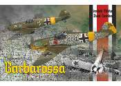 Eduard 1/48 11127 Barbarossa -  Bf 109 E and Bf 109 F-2