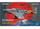 Eduard 1/48 11142 P-51 Mustang - Very Long Range - Tales of Iwo Jima