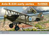 Eduard 1/72 70103 Avia B-534 early series DUAL COMBO - Profipack Edition