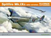 Eduard 1/72 70121 Spitfire Mk. IXc Late Version Profipack Edition
