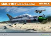 Eduard 1/72 70141 MiG-21MF interceptor - Profipack Edition