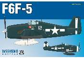 Eduard 1/72 7450 US WWII Fighter F6F-5 - Weekend Edition