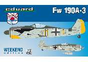 Eduard 1/48 84112 Fw 190A-3 - Weekend Edition