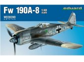 Eduard 1/48 84122 Fw 190A-8 - Weekend Edition