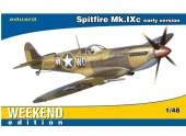 Eduard 1/48 84137 Spitfire Mk. IXc early version - Weekend Edition