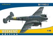 Eduard 1/48 84140 Bf110G-2 - Weekend Edition