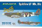 Eduard 1/48 84151 Spitfire LF Mk. IXc Weekend Edition