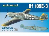 Eduard 1/48 84157 Bf109E-3  - Weekend Edition
