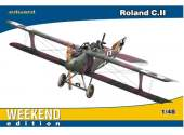 Eduard 1/48 8445 Roland C.II Weekend Edition