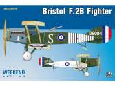 Eduard 1/48 8489 Bristol F.2B Fighter - Weekend Edition
