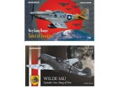 Eduard 1/48 SP004 11140 Bf 109G-5/6 Wilde Sau and 11142 P-51 Mustang Bundle
