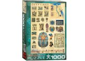 Eurographics - 60000083 1000 Piece Jigsaw Puzzle - Ancient Egyptians