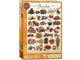 Eurographics - 60000411 1000 Piece Jigsaw Puzzle - Chocolate