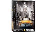 Eurographics - 60000657 1000 Piece Jigsaw Puzzle - New York Yellow Cab