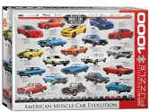 Eurographics - 60000682 1000 Piece Jigsaw Puzzle - Muscle Car Evolution