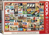 Eurographics - 60000804 1000 Piece Jigsaw Puzzle - Shell Advertising Collection