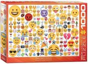 Eurographics - 60000816 1000 Piece Jigsaw Puzzle - Emoji -What's your Mood