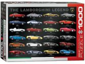 Eurographics - 60000822 1000 Piece Jigsaw Puzzle - The Lamborghini Legend