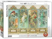 Eurographics - 60000824 1000 Piece Jigsaw Puzzle - The Four Seasons