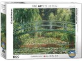 Eurographics - 60000827 1000 Piece Jigsaw Puzzle - The Japanese Footbridge