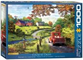 Eurographics - 60000968 1000 Piece Jigsaw Puzzle - Country Drive