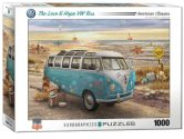 Eurographics - 60005310 1000 Piece Jigsaw Puzzle - Love and Hope VW Bus