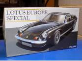 Fujimi 1/24 12629 Lotus Europe Special