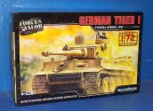 Forces Of Valor 1/72 873001A Tiger I Tunisia 1943