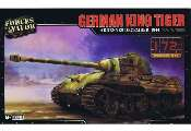 Forces Of Valor 1/72 873002A German King Tiger Henschel - Ardennes