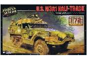 Forces Of Valor 1/72 873007A M3A1 Half Track - Normandy 44